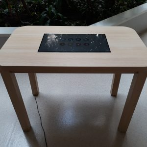 """Fixed table """"4 legs"""""""